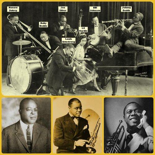 Joe King Oliver banda de Jazz