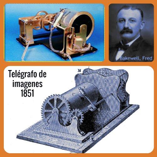 Bakewell - telegrafo de imagenes