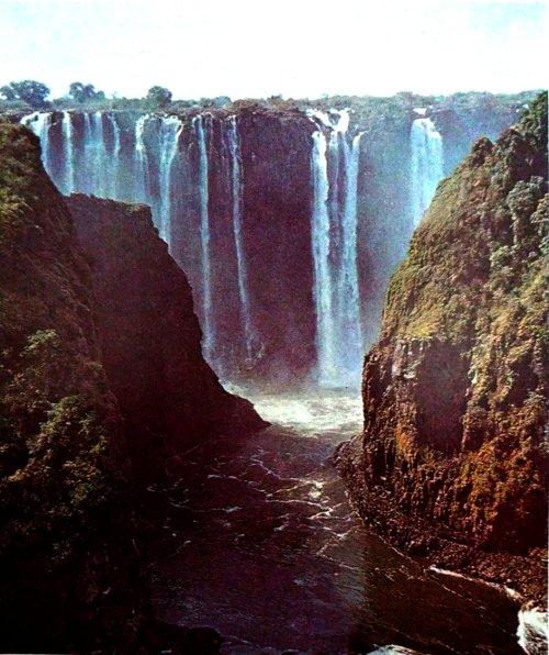 Cataratas Victoria, África