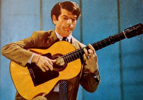 folklore andaluz y guitarra