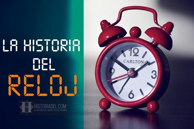 La Historia del Reloj y la medición del tiempo - HistoriaDel.com 97c48bc90be6
