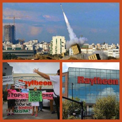Raytheon la empresa del microondas