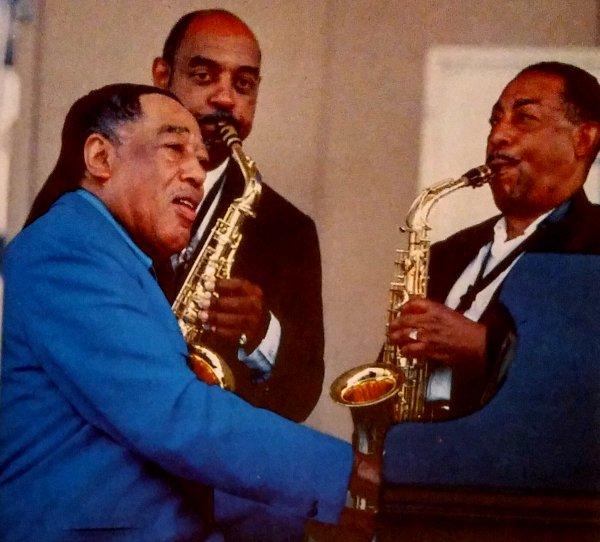 Duke Ellington pianista de Jazz