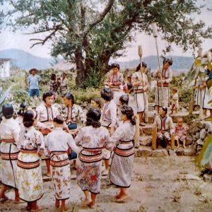 Danza típica de Camacha