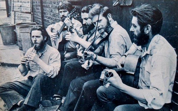 Grupo Dubliners tradición folklórica