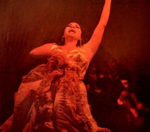 Historia del folclore, flamenco Andaluz