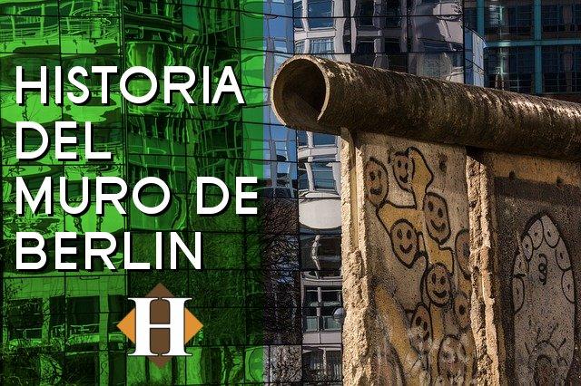 Historia del muro de berlin portada
