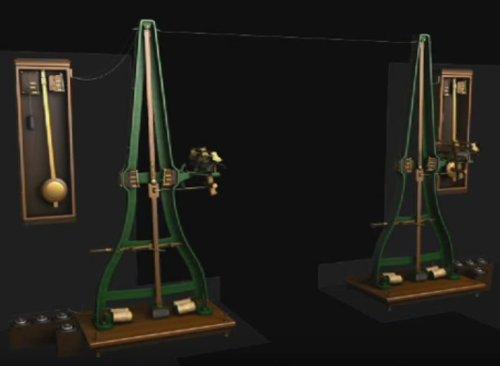 Pantelegrafo, primer maquina de FAX