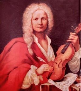 Antonio Vivaldi (hacia 1685-1741) compositor y violinista italiano, fue una de las figuras principales en el desarrollo del concierto. Bach sentía por él gran admiración y transcribió para otros instrumentos gran parte de sus obras.